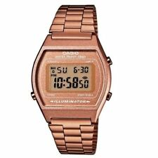 CASIO VINTAGE B640WC-5A ROSE GOLD WATCH FOR WOMEN