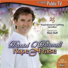 DANIEL O'DONNELL HOPE AND PRAISE 2 CD & DVD New Release 2015