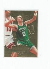 Fleer Not Autographed Single-Parallel Basketball Trading Cards