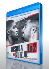 Anthony Joshua vs. Andy Ruiz Jr. I & II on Blu-ray