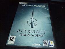 Star Wars Jedi Knight Academy PC Game