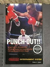 Punch Out!! Mike Tyson's (Nintendo Entertainment System, 1985)
