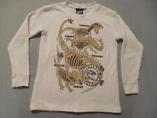 Tyranosaurus Stegosaurus Brachiosarus Velociraptor Triceratops T-Shirt Child L