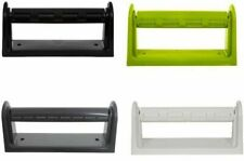 Wall Mounted Plastic Kitchen Paper Roll Towel Holder Stand Rack Dispenser