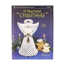 A Macramé Christmas Project Book – Quality Craft Instructions