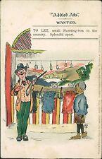 Richard Longton. Woolen Hosiery Dealer. Market Place, Chorley. 1905.   RJ.595