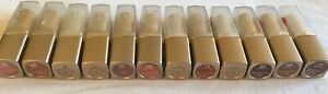 MILANI SHEER COLOR Lipstick - U CHOOSE COLOR - BRAND NEW - READ INFO *Clear Top*
