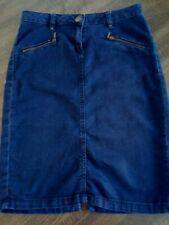 Florence & Fred Denim Skirt, size 8