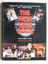1984 The Film Year Book Volume Two Softcover 192 Pages Movies 1982 - 1983 RARE