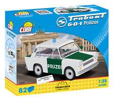 BRICKS COBI 24541 AUTA PRL Trabant 601 Polizei 82 element 1:35