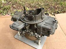 Holley 3310-1 780 CFM 4150 Carburetor Manual Choke Vacuum Secondaries  4BBL