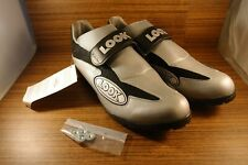 NOS racing men's cycling shoes LOOK Sportivo Italy 44 size (9.5) Shimano System
