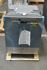 """Ge Gdf530Psmss 24"""" Stainless Steel Full Console Dishwasher Nob #110362"""