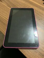 Digital2 Pink/Black 9' Android 4G Wifi Tablet Model D2927G touchscreen Fr Camera