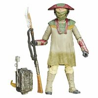 Star Wars-The Force Awakens Black Series, Constable Zuvio, 6 Inch