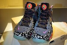 SIGNED Nike Barkley Posite Max Area 72 Raygun All-Star 2013 Galaxy Size 10.5