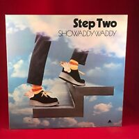 SHOWADDYWADDY Step Two 1975  UK Vinyl LP  EXCELLENT CONDITION  ARISTA