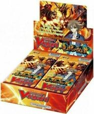 Cardfight Vanguard Onslaught of Dragon Souls Booster Box VGE-BT02 SEALED ENGLISH