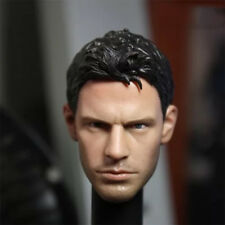 """1/6 Scale Resident Evil Chris Redfield Head Sculpt For 12"""" Action Figures Body"""