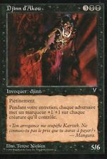 MTG Magic - Visions -Djinn d'Akou -  Rare VF