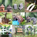 Hot DIY Figurine Craft Plant Pot Garden Ornament Miniature Fairy Garden Decor F