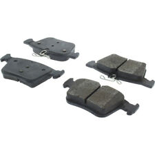 Disc Brake Pad Set-Cupra Rear,Front Centric 104.17610