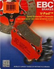EBC BRAKE PADS V-SERIES Fits: BMW K1300GT,K1300S,R1200GS,R1200GS Adventure,R1200