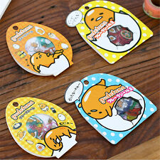 60pcs Gudetama Lazy Egg Stickers Kawaii Cartoon Scrapbooking Label Decal Decor