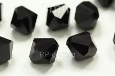 25 Austria bicone crystal beads 6mm for Swarovski #5301/5328-U pick colors #AB63