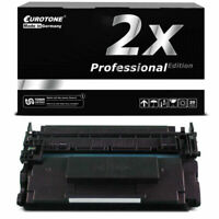 2x Pro Toner For CRG052H Canon I-Sensys Mf 420 Series With Per 9.200 Pages