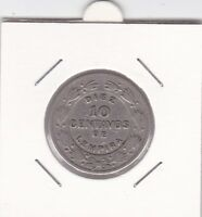 10 centavos de Lempira Honduras 1951 Wappen national arms