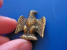 insigne     aigle  militaire a identifier       (ref 6000)