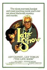 Lily Tomlin and Art Carney in The Late Show (1977)-16mm Color Feature Film