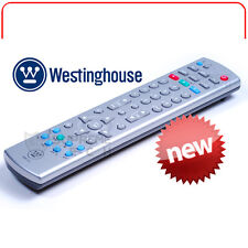 Westinghouse RMC-02 TV DVD Combo Remote Control SK-26H570D SK-32H570D SK-26H590D