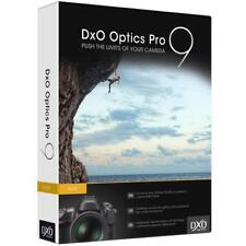DxO Optics Pro 9 Elite, Lizenz - besser als Lightroom; Windows/Mac