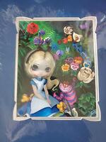 NEW Disney WonderGround Alice in The Garden Deluxe Print Jasmine Becket-Griffith