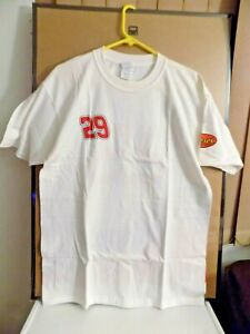 Kevin Harvick 2001 #29 Reeses Racing Double-Sided Graphics T-Shirt  [L]