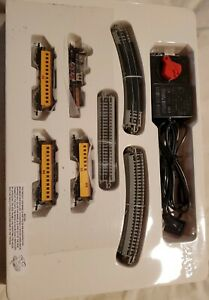 Bachmann Prairie Flyer W/E-Z TRACK SYSTEM Train Set #24004 N Scale New