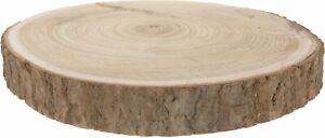 Large Wood Slices 40 - 47cm Log Slice Tree Trunk Wooden Wedding Event Kiln Dried