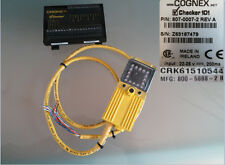 Cognex Checker 101 P/N 807-0007-2 REV A + CKR-IOBOX-101 800-5888-2   4-5 #333