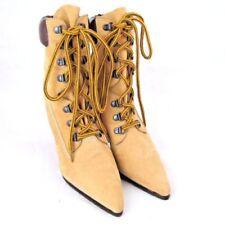 High (3 in. and Up) Heel Medium (B, M) Width Slim Heel Boots for Women