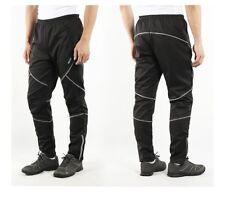 Men's Winter Warm Up Thermal Fleece Windproof Waterproof Outdoor Cycling Pants