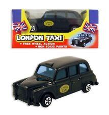 "Die Cast Black London Cab Taxi  Collectibles Toy Souvenirs 3"" Toy UK SELLER"