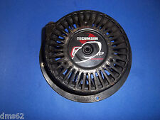 USED TECUMSEH RECOIL STARTER ASSY FITS MOWERS TILLERS SNOW BLOWERS  USED STARTER