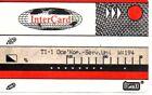 InterCard * COPYTEX - verschiedene Aufdrucke * gebraucht * siehe Bild *