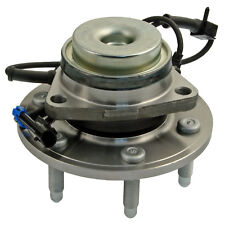 Wheel Bearing and Hub Assembly Front Precision Automotive 515044