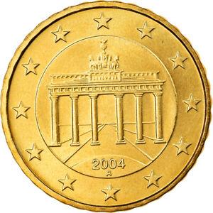 [#831206] République fédérale allemande, 10 Euro Cent, 2004, Berlin, TTB+, Laito