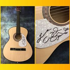 GFA We Must Believe in Magic CRYSTAL GAYLE Signed Acoustic Guitar C2 COA