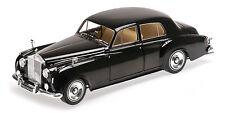 Rolls Royce Silver Cloud II 1960 Black 1:18 Model MINICHAMPS