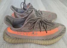 Adidas Yeezy Boost 350 V2 Shoes HD3 Steel/Beluga  US size 9